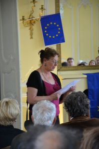Marie-Thérèse Lafollie (Présidente Office Tourisme Pays Rethelois)